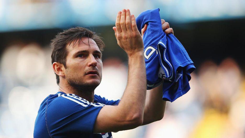 Sabtu untuk Lampard di Stamford Bridge Pekan Ini