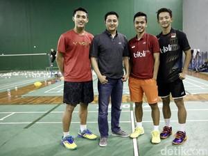 Kevin/Marcus Hat-trick Juara Super Series, Taufik Hidayat: Tunggal Putra Kapan?