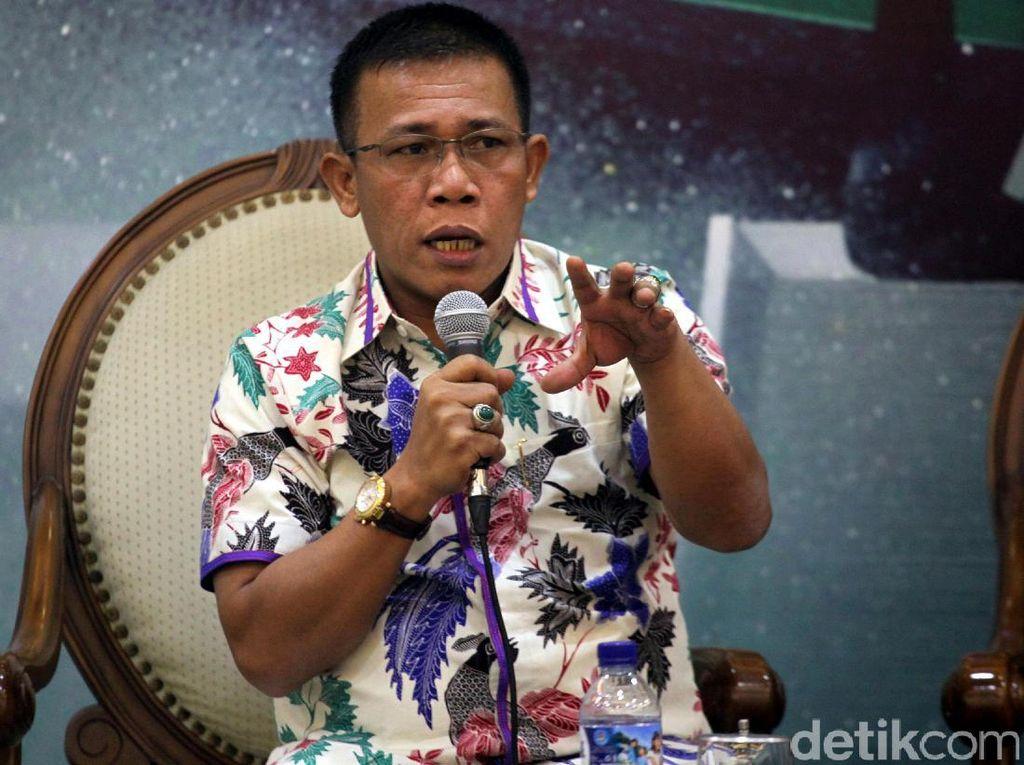 Waka Pansus Angket Masinton Minta Ketua KPK Tak Asal Bicara