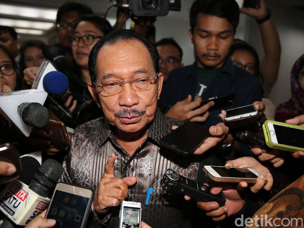 Soal OTT KPK, Tanri Abeng: Saya Sedih yang Ketangkap Orang BUMN