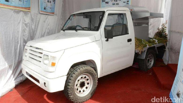 Hanya untuk Pertanian, Mobil Pedesaan Tak Dilengkapi STNK