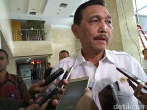 Luhut: Inalum Akan Caplok 51% Saham Freeport Secara Bertahap