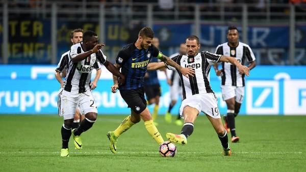 Juventus, Ujian Sesungguhnya untuk Inter Milan
