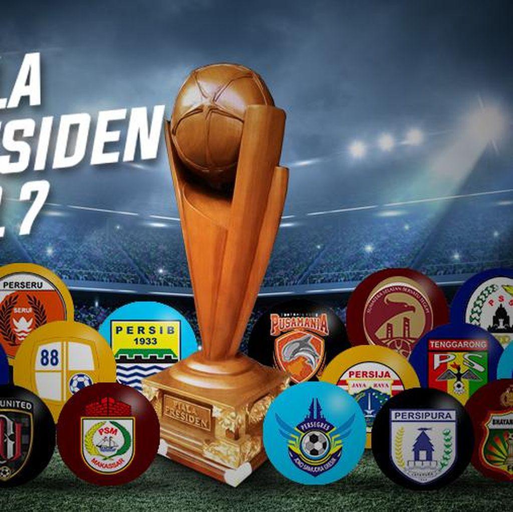 Piala Presiden Masuk Perempatfinal, Bagaimana Persoalan Visa Pemain Asing?