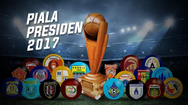 Jadwal Final Piala Presiden