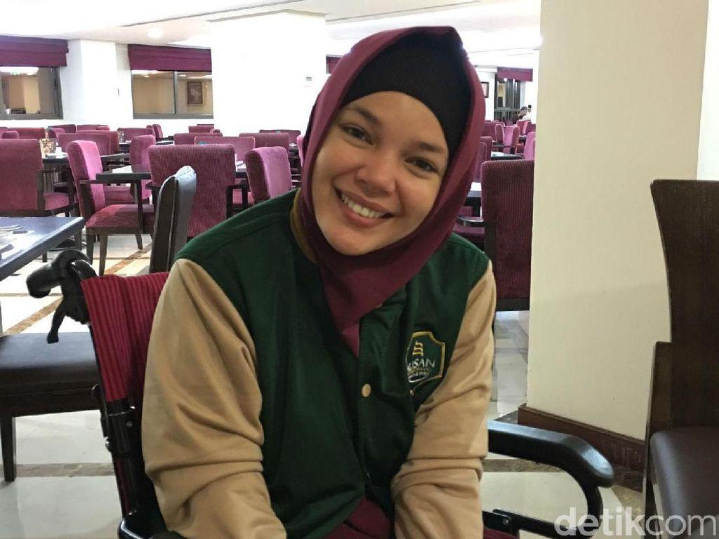 Kini Hijrah, Dewi Sandra: Sumpah Ini Keputusan Terbaik dalam Hidupku