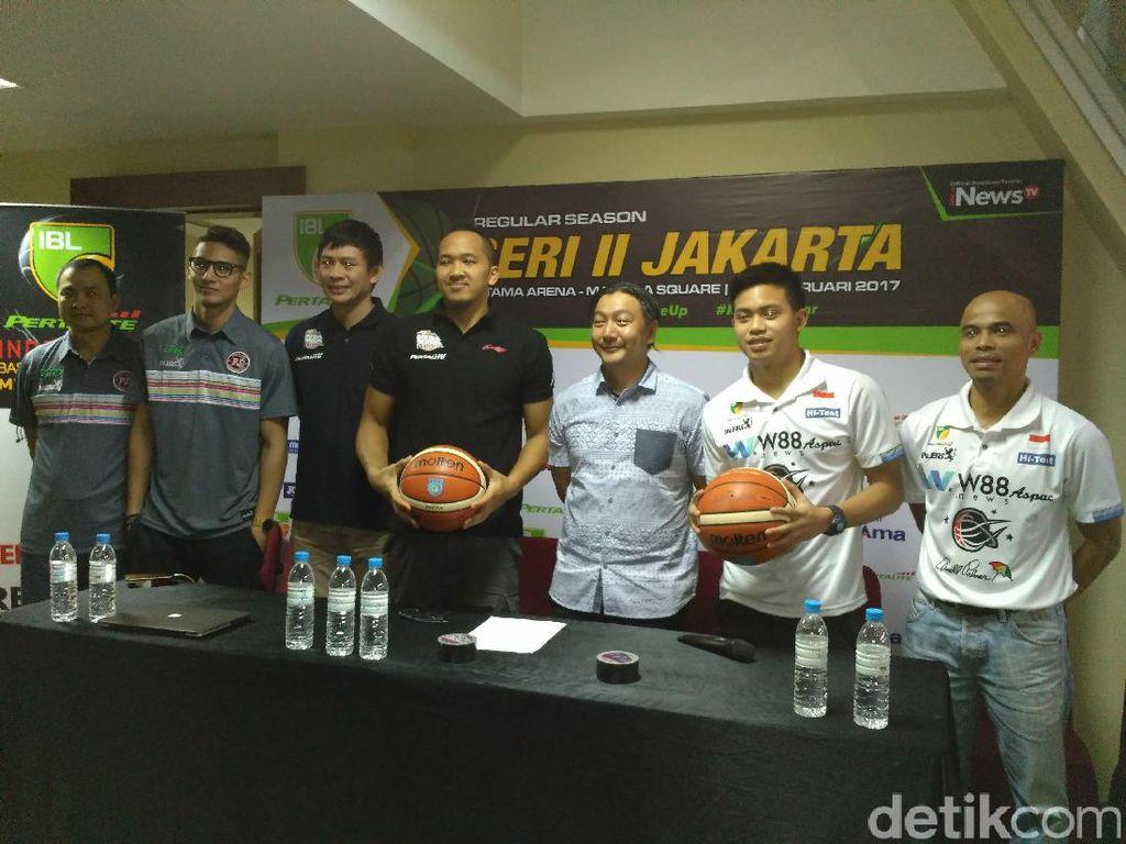 Surabaya Sukses, Kini Giliran Jakarta Gelar IBL Seri II
