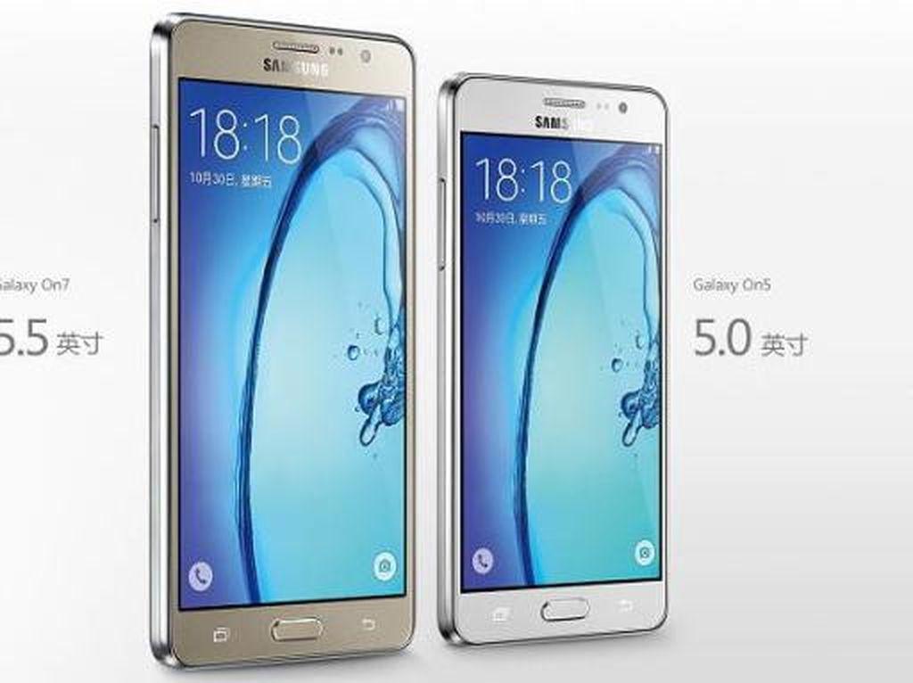 Samsung Kembali Bikin Ponsel dengan Chipset MediaTek