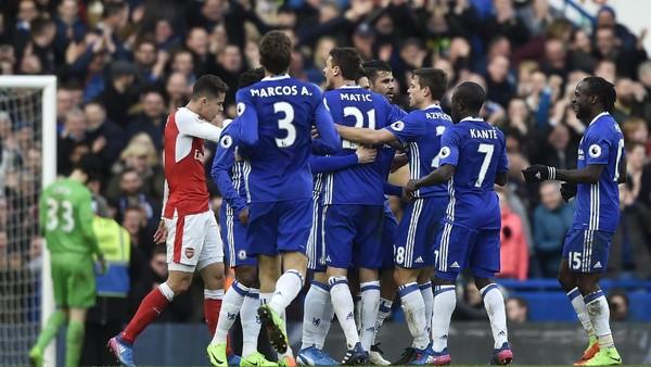 Mentalitas yang Membedakan Chelsea dari Arsenal
