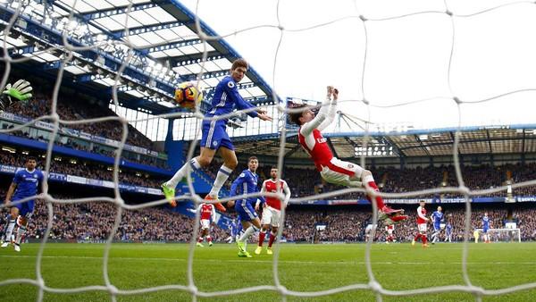 Libas Arsenal 3-1, Chelsea Makin Tinggalkan Rival-rivalnya