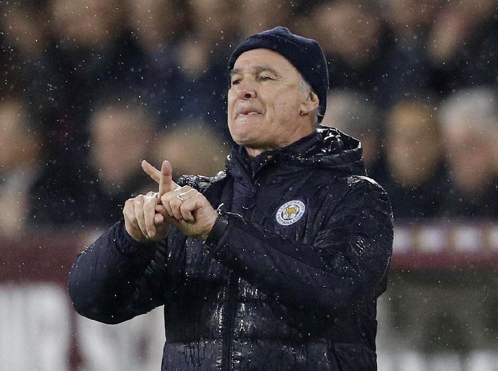 Kini Ranieri Manajer Paling Difavoritkan untuk Dipecat