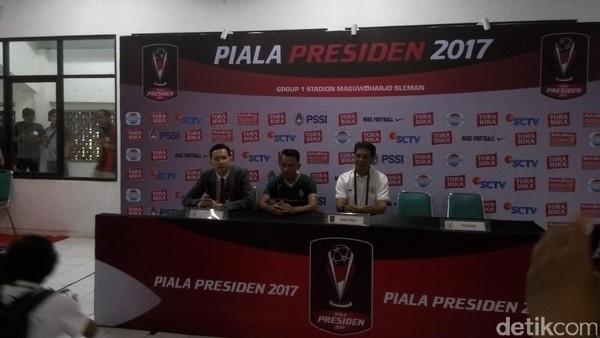 Imbangi Persipura, Pelatih PSS Bangga dengan Perjuangan Pemain
