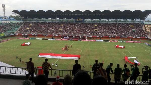 Presiden Joko Widodo Resmi Buka Piala Presiden