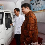 Gandeng Esemka, Mobil Pedesaan Sudah Dapat Restu Jokowi
