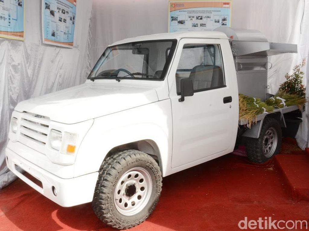 Kendaraan Pedesaan Harus Multifungsi