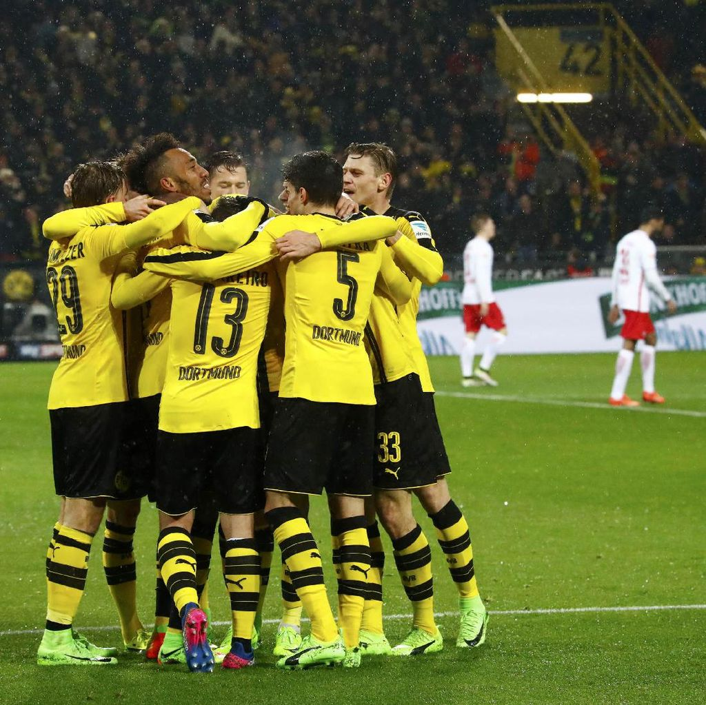 Tuchel: Dortmund Mestinya Menang 4-0, tapi ...