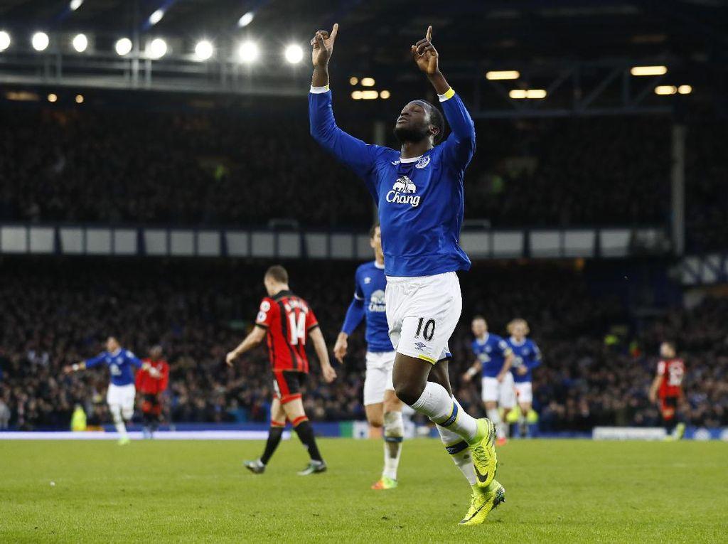 Koeman Berharap Lukaku Tetap di Everton