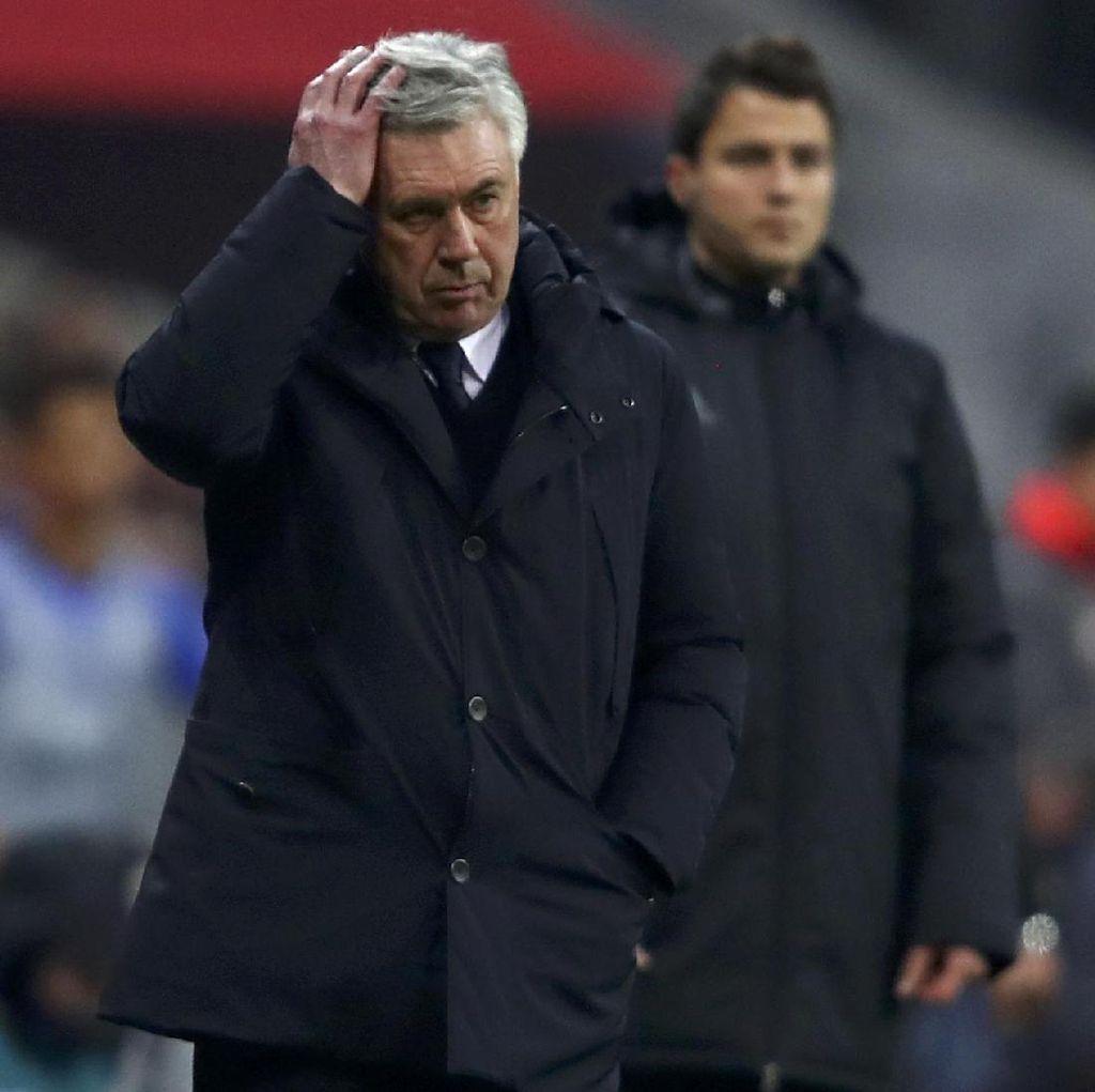 Ancelotti Akui Bayern Tak Cukup Bagus untuk Menang