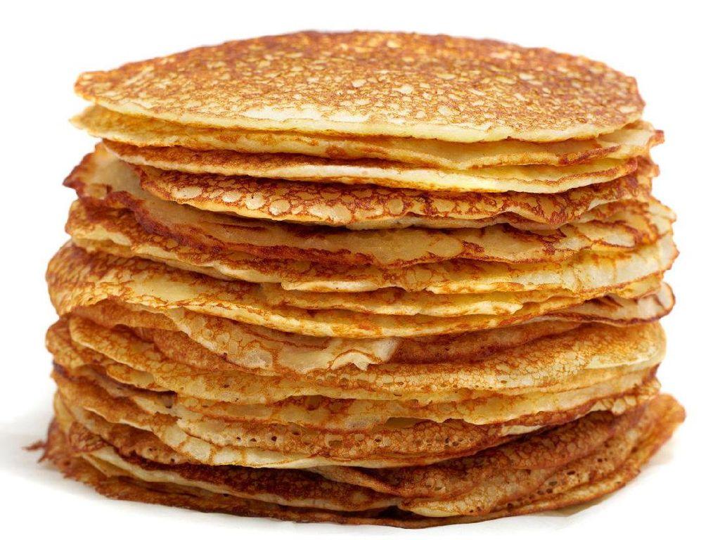 Bikin Pancake Klasik yang Tipis Lembut dengan Resep Ini