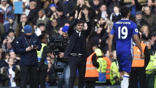 Conte: Chelsea Belum Juara