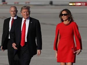 Melania & Donald Trump Pisah Ranjang Selama Bertahun-tahun?