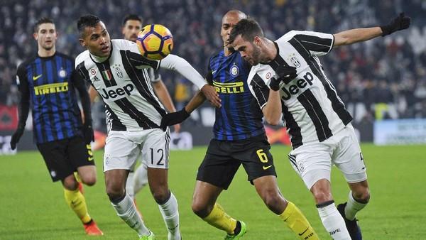Juventus Tunjukkan Serangan Baliknya Lebih Efektif dari Inter Milan