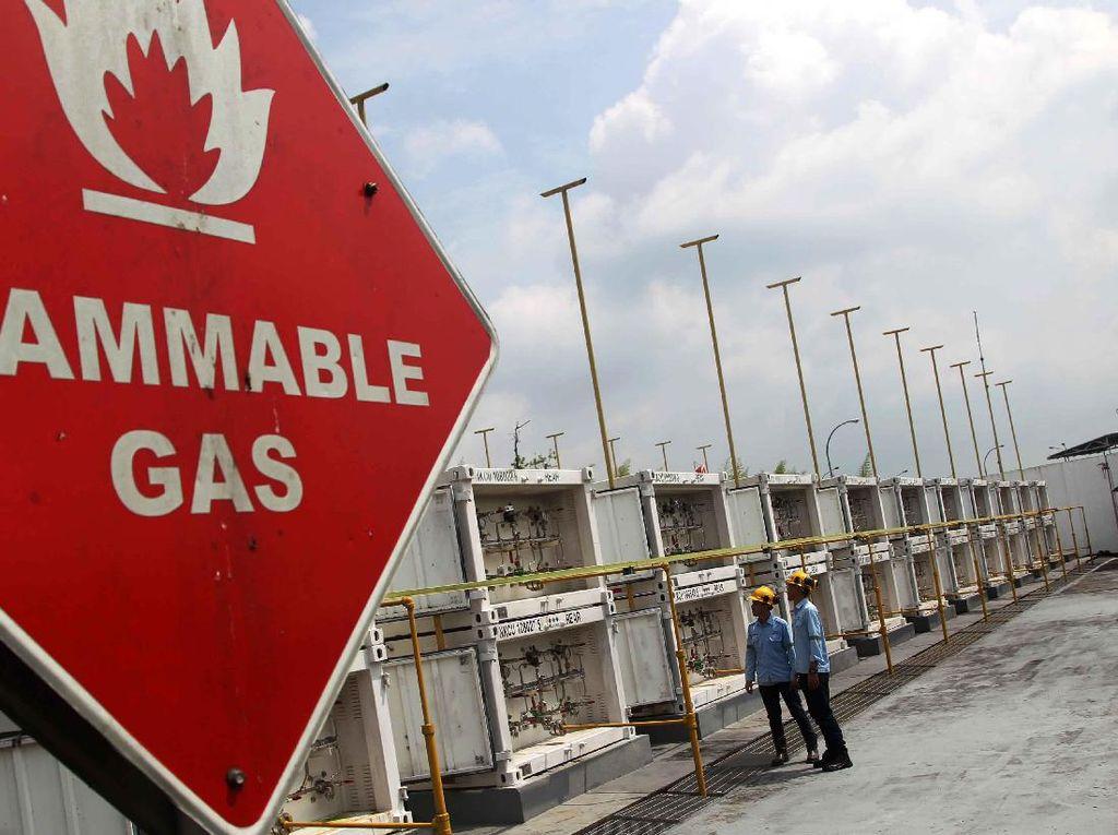 SKK Migas: Harga Gas Domestik Pasti Lebih Murah dari Impor