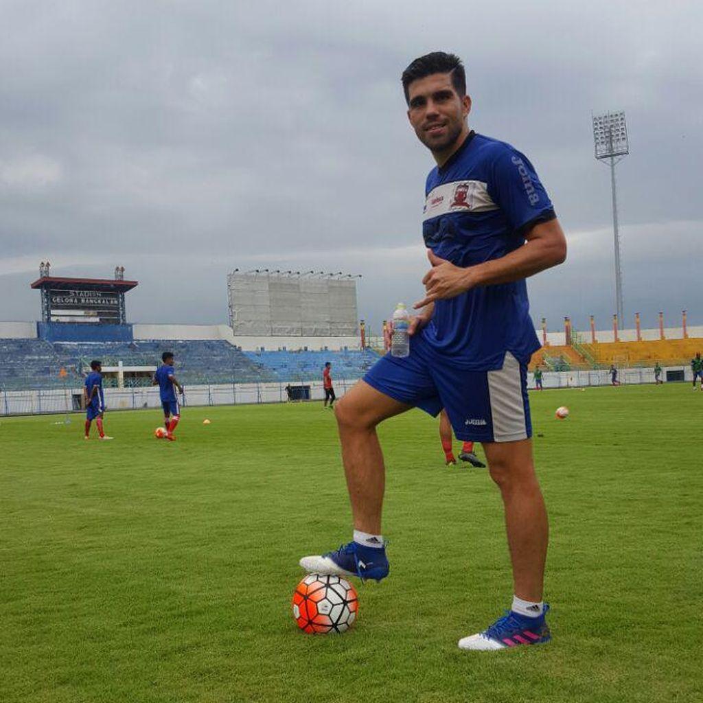Balapan Rekrut Fabiano Beltrame, Persija Kalah Cepat dari Persib