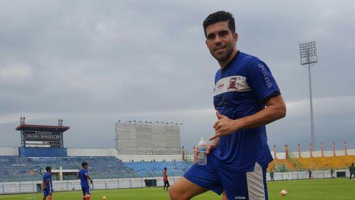 Pemain yang dikaitkan dengan Persib Bandung, Fabiano Beltrame. (Foto: ist.)