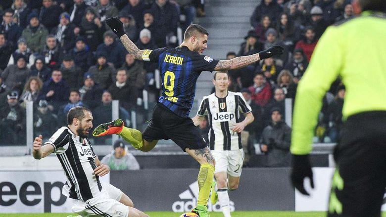 Waktunya Duel Sengit Juventus vs Inter