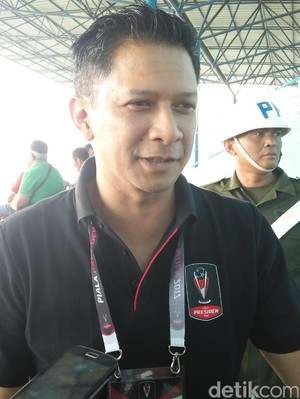 Tiga Wasit Diistirahatkan Panpel Piala Presiden