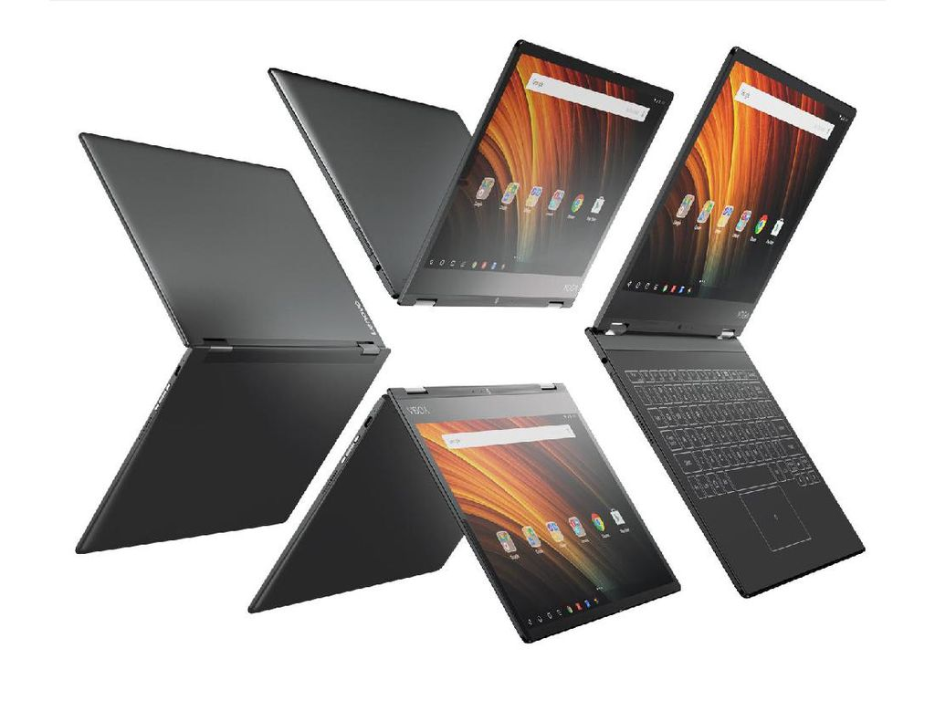 Tablet Super Tipis Yoga A12 Dibanderol Rp 3,9 Juta