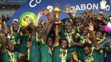 Skema Tiga Bek Belum Menjadi Tren di Piala Afrika 2017