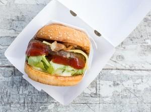 Ini Zat Berbahaya yang Banyak Terkandung dalam Kemasan <i>Fast Food</i>