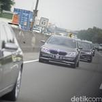 Sensasi Nyetir BMW Seri 7 Rakitan Lokal
