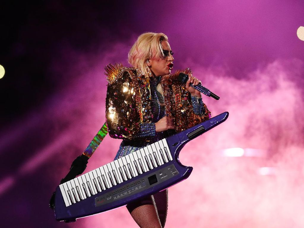 Lady Gaga Kurasi Pengisi Konser Amal Corona, Ada Taylor Swift hingga Camila Cabello