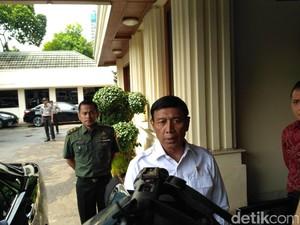 Rapat soal Pilkada, Wiranto: Kita Checking Sebelum Minggu Tenang