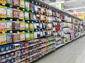 Transmart dan Carrefour Gelar Berbagai Promo Baju Anak