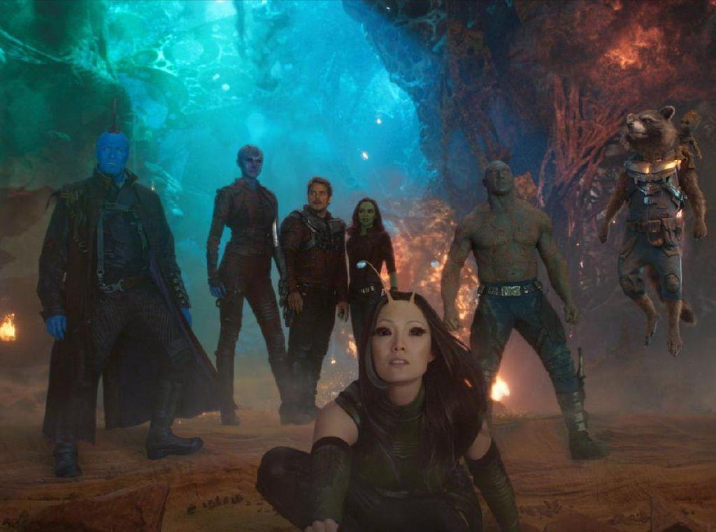 Guardians of The Galaxy 3 Siap Beraksi, Mulai Syuting 2021