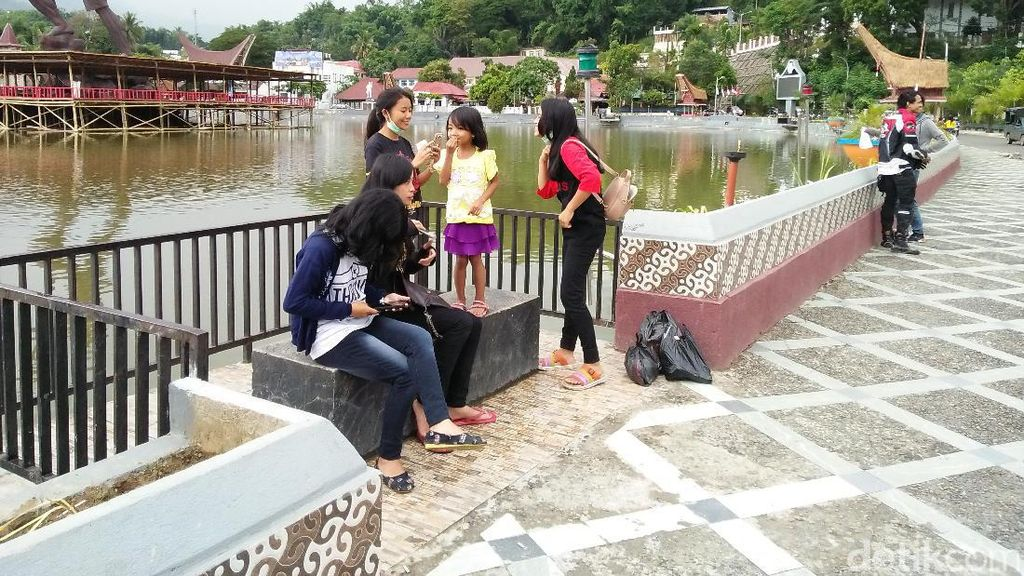 Alun-alun Toraja yang Instagrammable