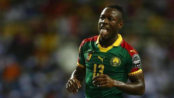 Tentang Christian Bassogog, Pemain Terbaik Piala Afrika 2017