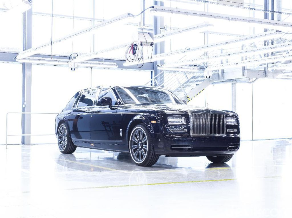 Bingungnya Dimas Disuruh Bayar Pajak Rolls-Royce Rp 210 Juta