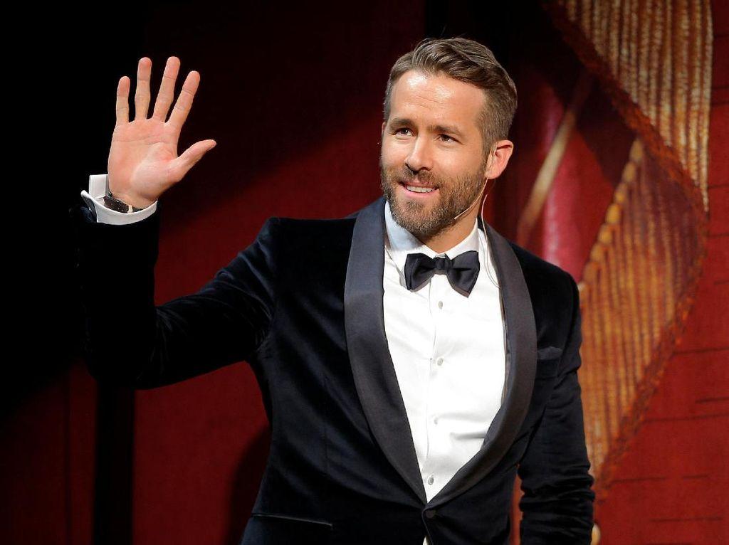 Aksi Konyol Ryan Reynolds
