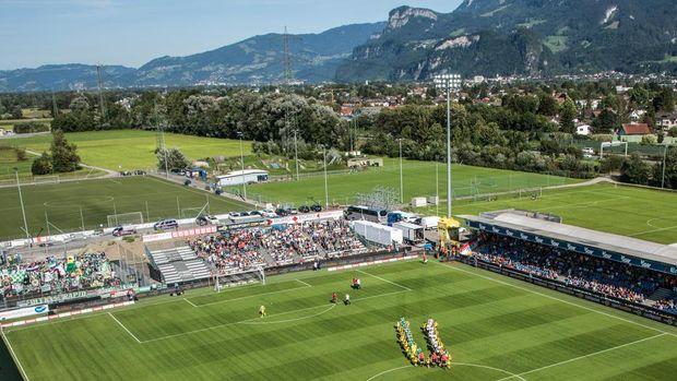 Rheindorf Altach, 'Kurcaci' yang Memuncaki Liga Austria