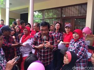 Djarot: Berobat di Jakarta Sudah Gratis, tapi Tetap Jaga Kesehatan