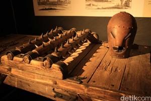 Pemenggal Kepala Sampai Pencabut Gigi, Potret Museum Penyiksaan Belgia