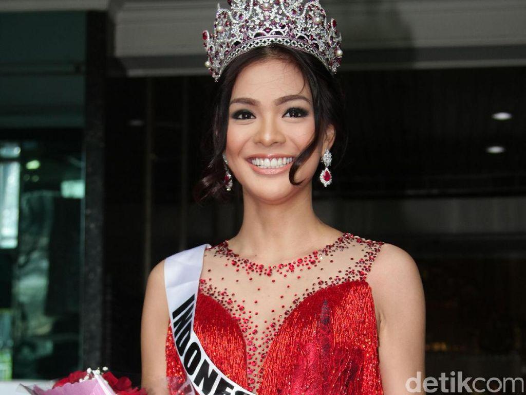Bos Miss Supranational Hina Indonesia, Kezia Warouw: Aku Sakit Hati