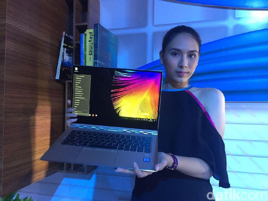 Lenovo Boyong Notebook Premium dengan RAM 16 GB, Harganya?