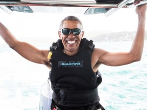 Seru dan Menegangkan, Ini Rute Rafting Obama dan Keluarga di Bali