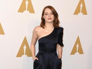 Gaya Emma Stone Sampai Nicole Kidman Saat Kumpul di Acara Pre-Oscar